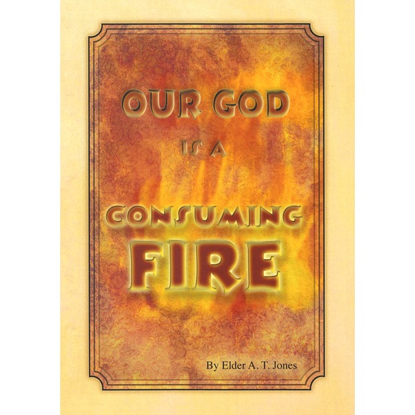 our god is a consuming fire
