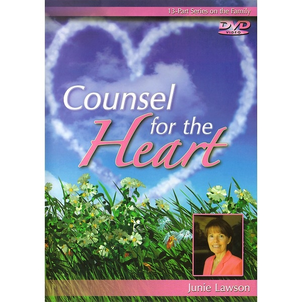 counsel for the heart dvd