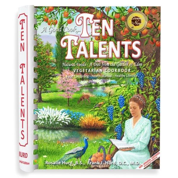 ten talents cookbook
