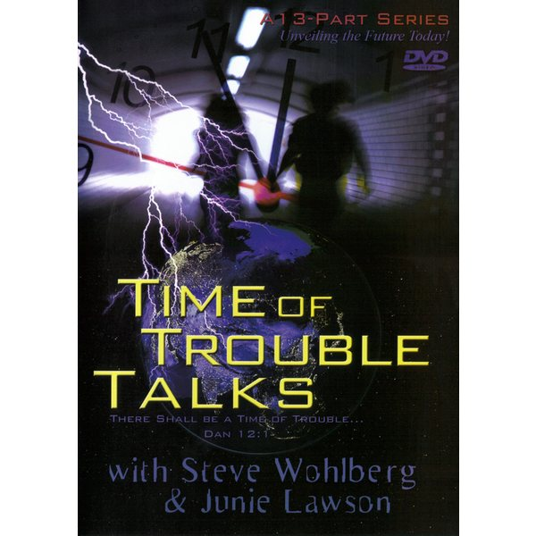 Time of Trouble Talks DVD