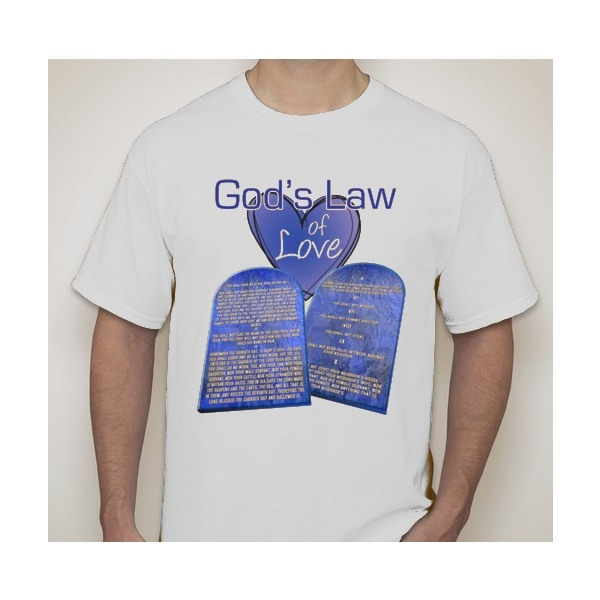 ten commandments t-shirts