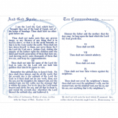 ten commandments tract