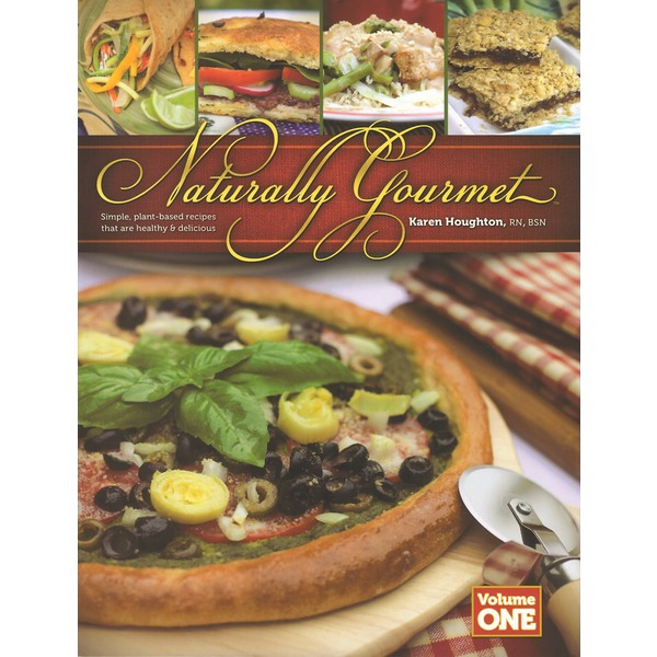 Naturally Gourmet Cookbook