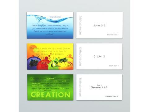 Scripture Memory Cards