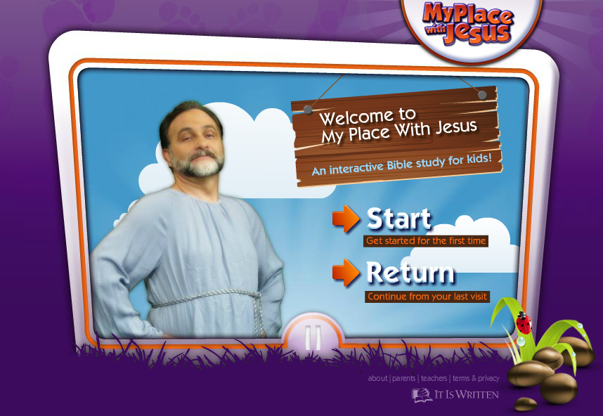 My Place with Jesus