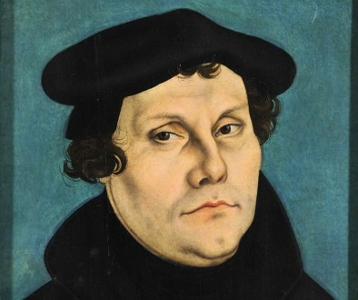 Martin Luther - one of the Protestant Reformers
