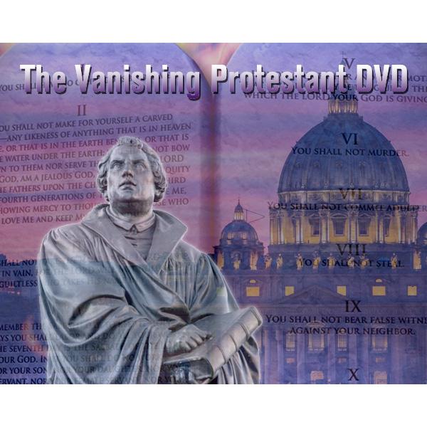 The Vanishing Protestant DVD