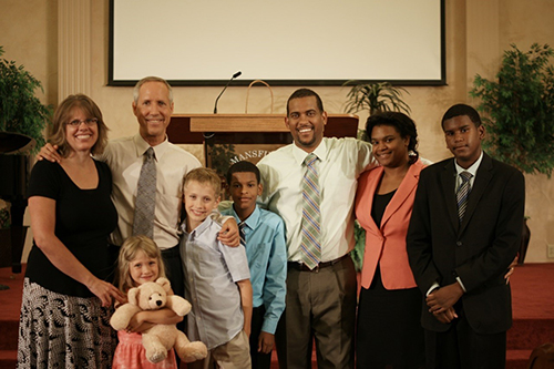 Wohlberg and Harris Families