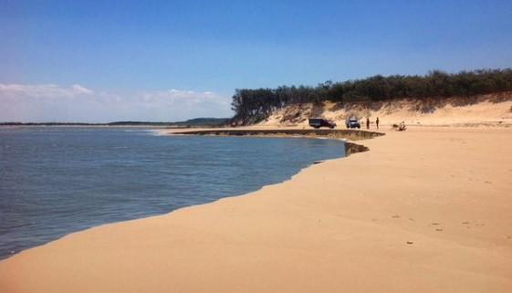 Beach Erosion Australia