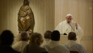 Pope Francis Says Obstinate Christians are Rebels