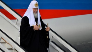 Russian Patriarch in Cuba Before Pope Meeting