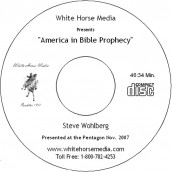 America in Bible Prophecy CD