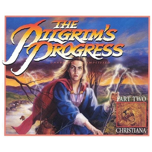 Pilgrims Progress Audio CD Part 2