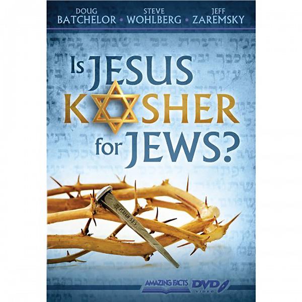 Is Jesus Kosher for Jews? - DVD