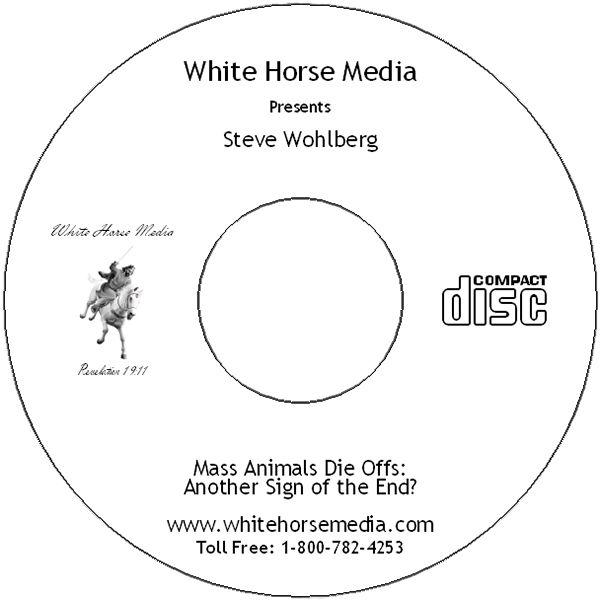Mass Animal Die-Offs CD