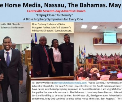 Nassau Bahamas May 2016