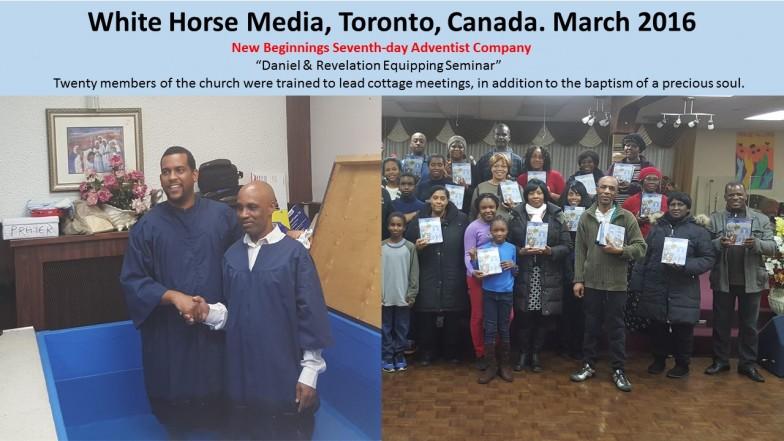 Toronto Canada March 2016