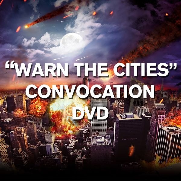 """""""Warn the Cities"""" Convocation - DVD"""