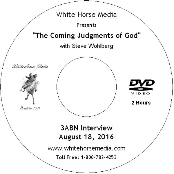 The Coming Judgments of God DVD