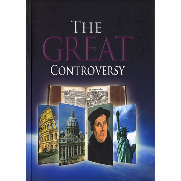 The Great Controversy (Illustrated Hardcover)