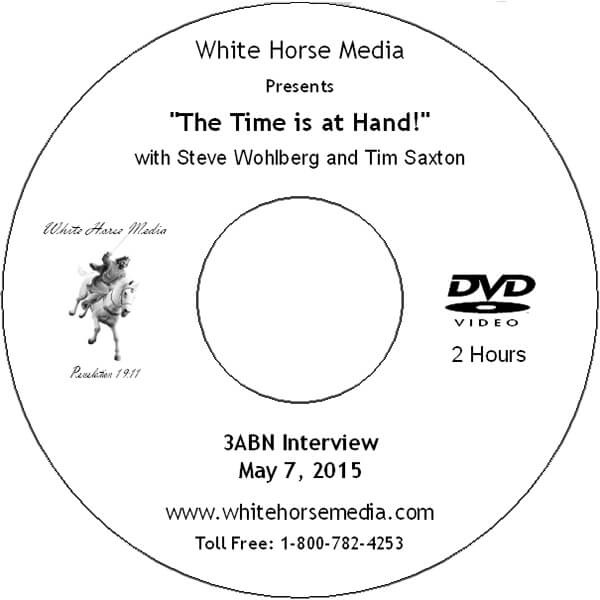 The Time is at Hand DVD