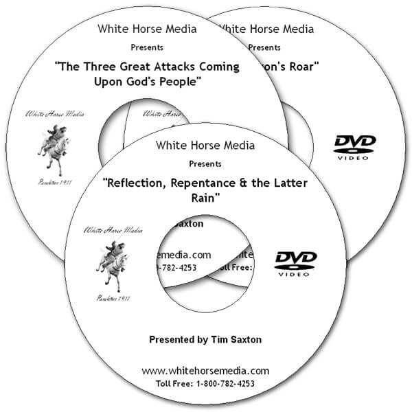 Understanding the Change -The Shaking and the Latter Rain DVD Set