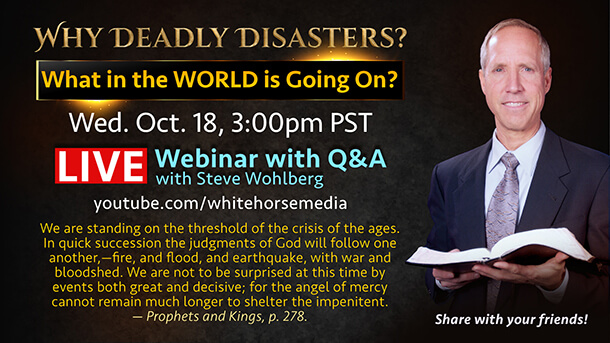 Why Deadly Disasters: What in the WORLD is Going On?