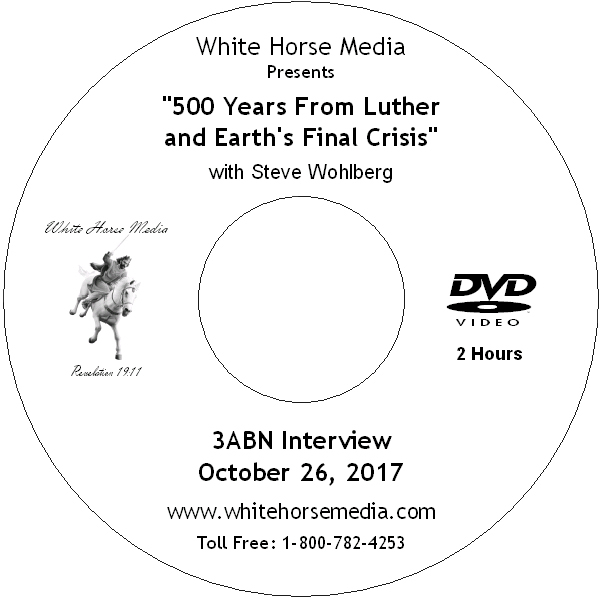 500 Years From Luther and Earth's Final Crisis