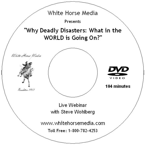 Why Deadly Disasters DVD