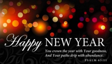 Happy New Year from Steve Wohlberg
