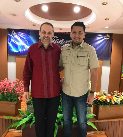 God Using White Horse Media in Canada, Indonesia, India | White