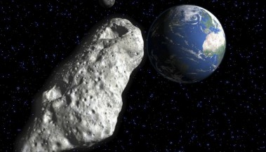 bus-sized asteroid