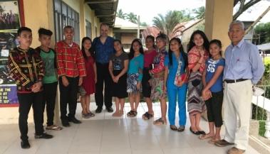Tribal Students at ACT