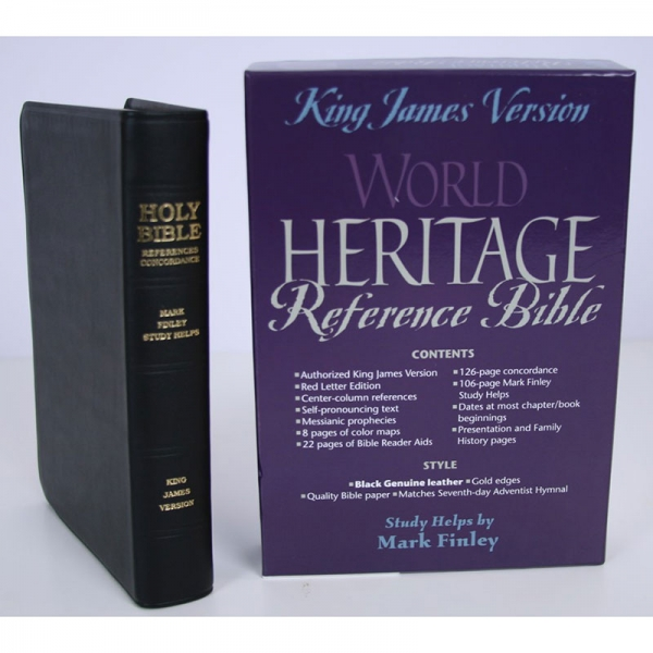 World Heritage Reference Bible