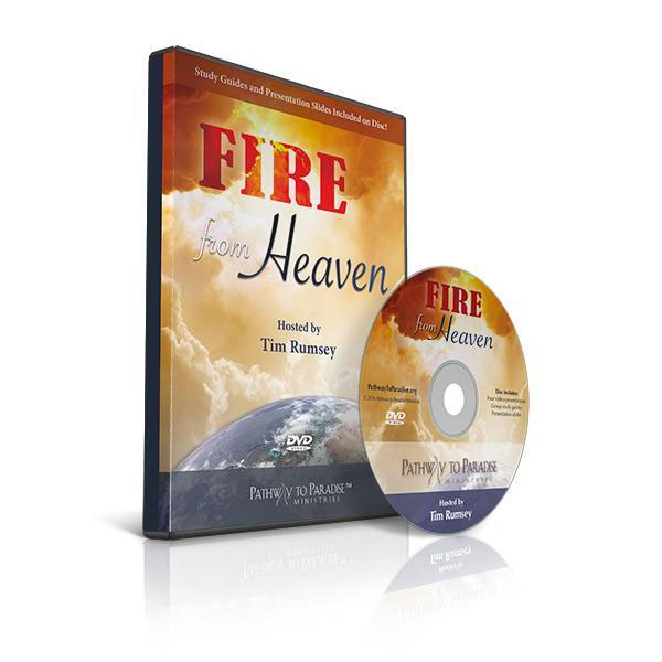 Fire From Heaven DVD