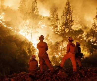 Largest Fire in California History