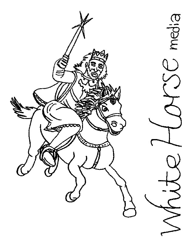 Rider on the White Horse