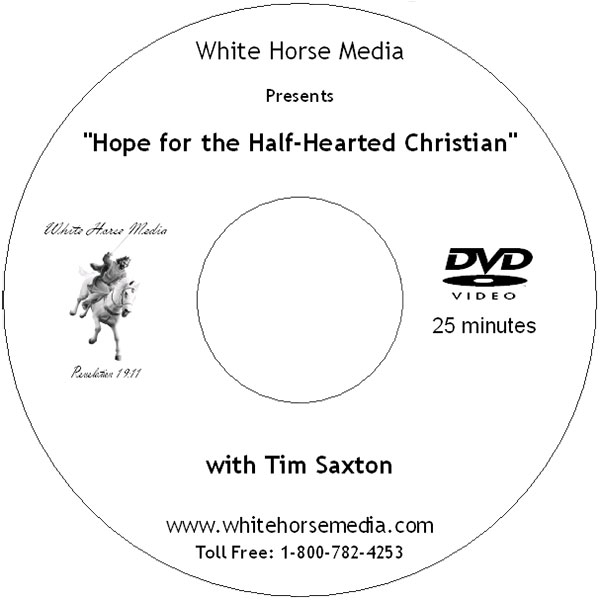 Hope for the Half-Hearted Christian