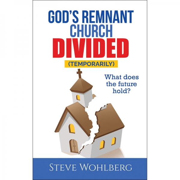 God's Remnant Church Divided Pocketbook