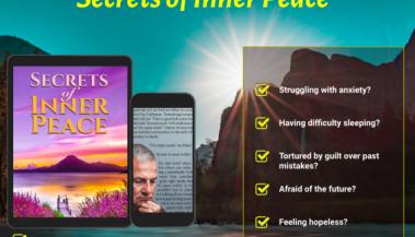 Secrets Landing Page