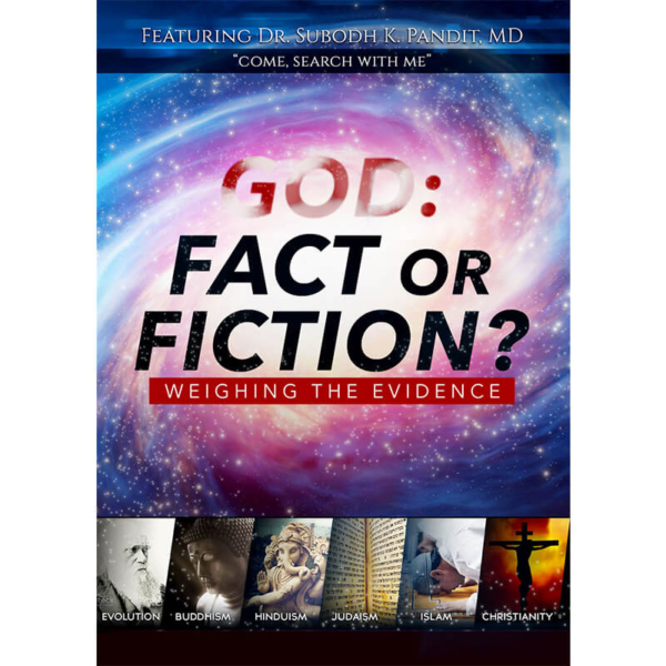 God: Fact or Fiction? Front Cover