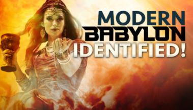 Modern Babylon Identified