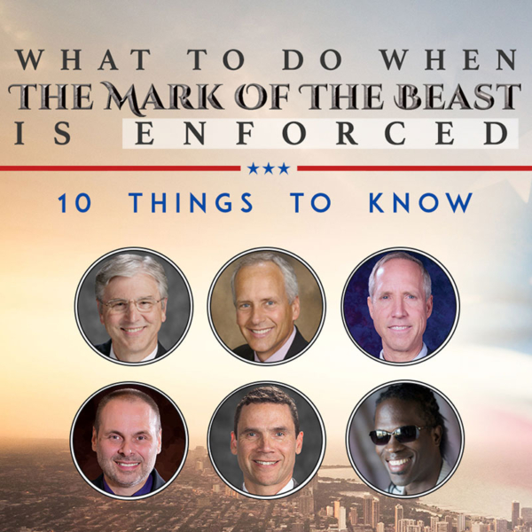 What to Do When the Mark of the Beast is Enforced DVD