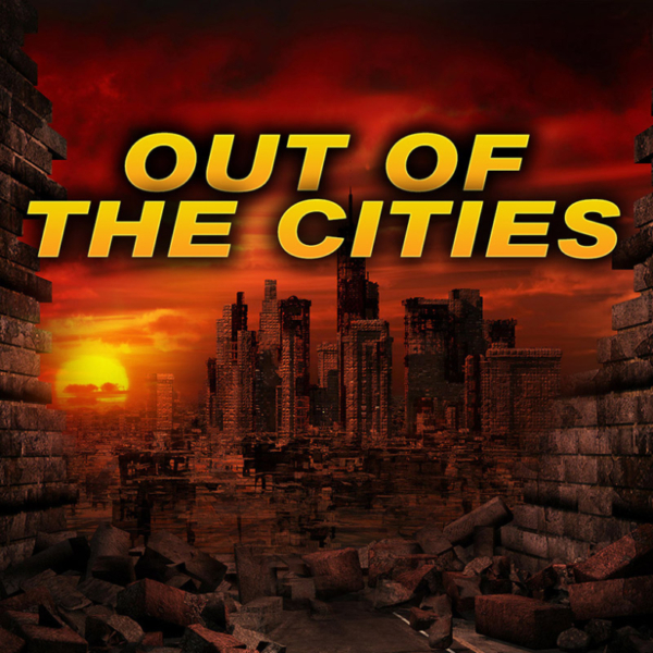 """""""Out of the Cities"""" DVD"""