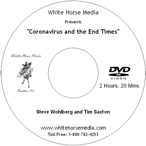 Coronavirus and the End Times DVD